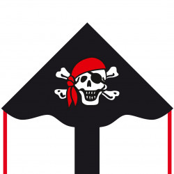 Simple Flyer Jolly Roger 85 cm