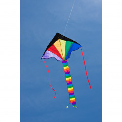 Simple Flyer Rainbow 120 cm