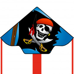 Simple Flyer Jolly Roger 120 cm
