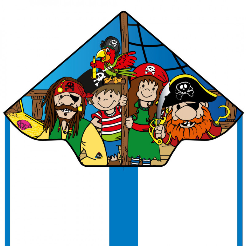 "Pirate Simple Flyer ""Pirate Crew"""
