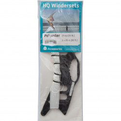 HQ-Winderset Polyester 25 kp, 2 x 25 m