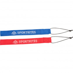 HQ Straps red/blue 24 mm