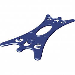 Quadwinder, Blue