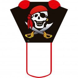 Pocket Sled Jolly Roger