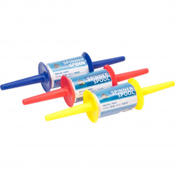 Stake Line Winder 150 m, 25 kp, assorted colours, incl. Swivel