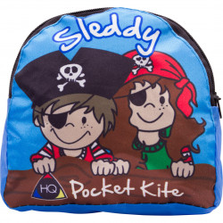 "Pirate Sleddy ""Jimmy & Jenny"""