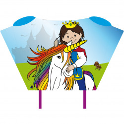 "Magic Sleddy ""Prince & Unicorn"""