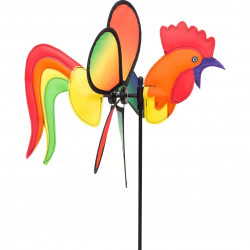 Spin Critter Rooster