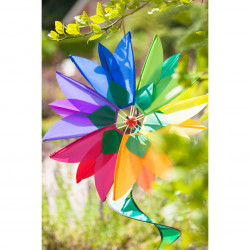 Swinging Flower Rainbow