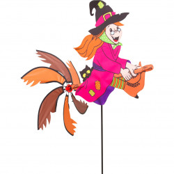 Spinning Witch