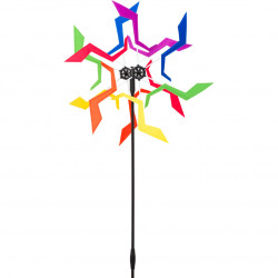 Design Line: Windmill Crazy Rainbow