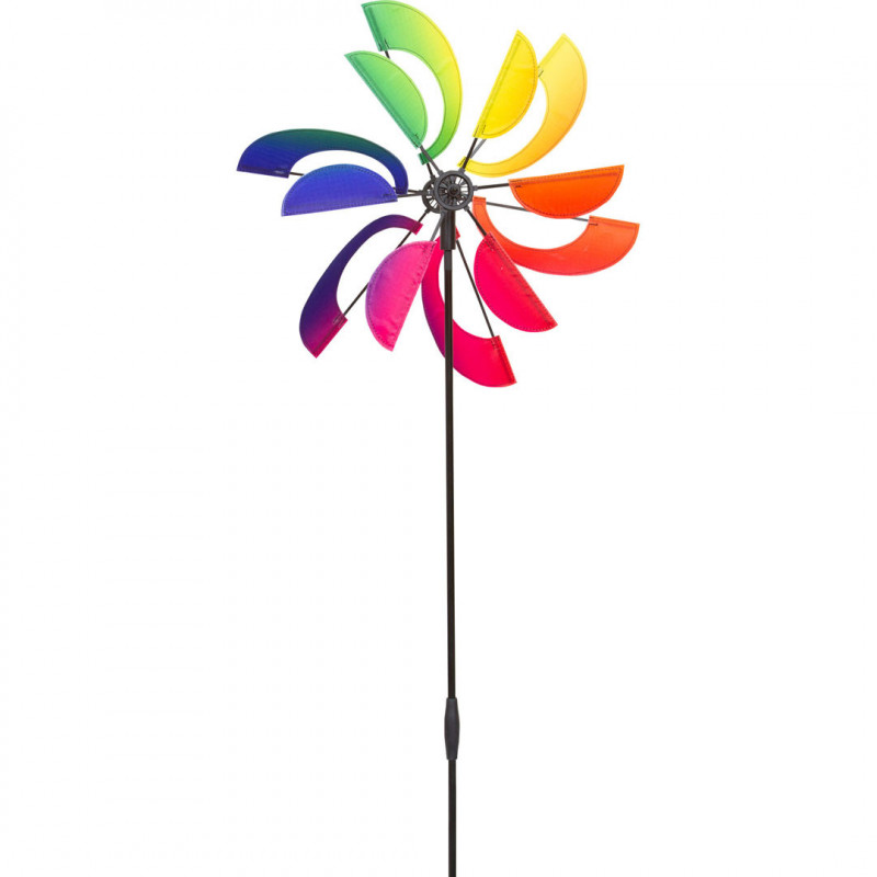 Design Line Windmill Rainbow Swirl