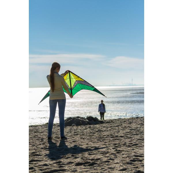 Butterfly Kite Ruby L