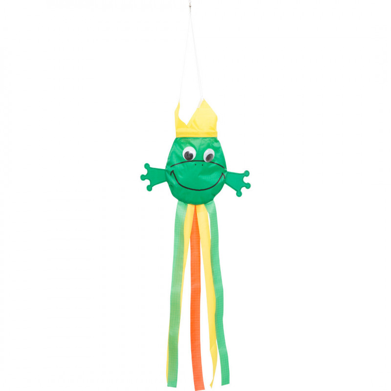 Windsock Kit Little Froggy