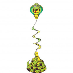 Swinging Twist Snake