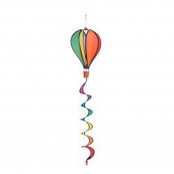 Hot Air Balloon Twist Mini Rainbow