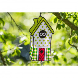 Spirale Birdhouse Country Style